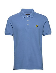 Polo Shirt - LAPIS BLUE