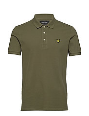 Polo Shirt - LICHEN GREEN