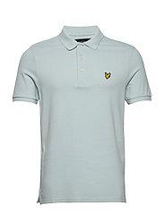 Polo Shirt - LIGHT SILVER