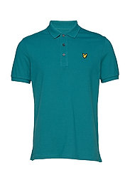 Polo Shirt - PETROL TEAL