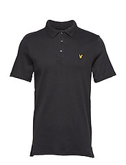 Soft Touch Polo Shirt - TRUE BLACK