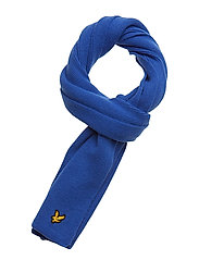 Racked rib scarf - DUKE BLUE