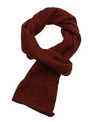 Mouline Scarf - TOMATO RED