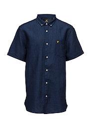 Indigo Shirt - DARK INDIGO