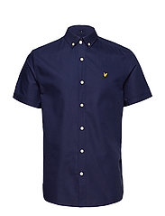 SS Oxford Shirt - NAVY