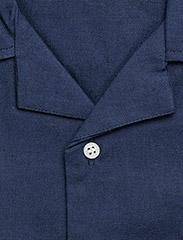 Lyle & Scott - Resort Shirt - koszule lniane - navy - 2