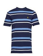 Stripe T-shirt - NAVY