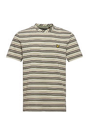 Multi Stripe T-Shirt - MOSS