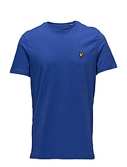 Crew Neck T-Shirt - DUKE BLUE