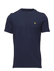 Crew Neck T-Shirt - NAVY