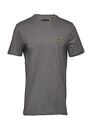 Crew Neck T-Shirt - URBAN GREY