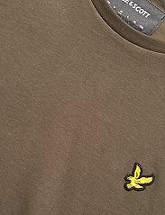 Lyle & Scott - Plain T-Shirt - t-shirts basiques - trek green - 2