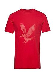 Logo T-shirt - DARK RED