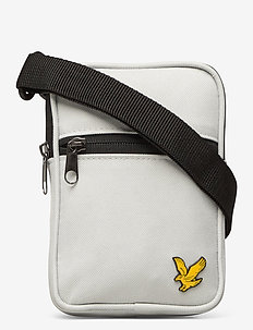 Mini Messenger - glacier grey