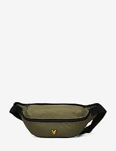 Cross Body Sling - bum bags - lichen green