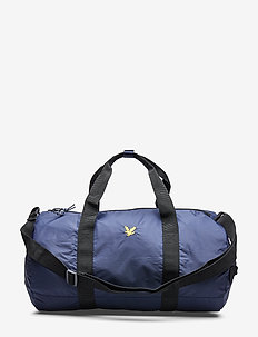 Lightweight Barrel Bag - weekendtasker - navy
