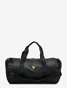 Lightweight Barrel Bag - TRUE BLACK