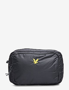 Wadded Side Bag - TRUE BLACK