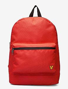 Backpack - tasker - burnt orange