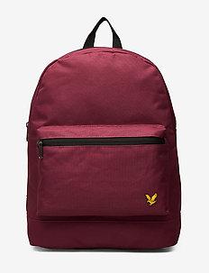 Backpack - reput - merlot