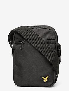 Reporter Bag - schoudertassen - true black