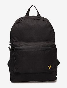 Core Backpack - TRUE BLACK