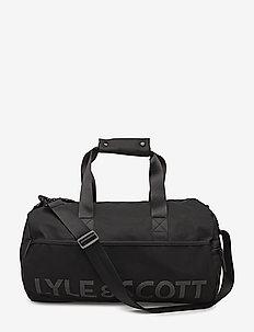 Over Night Bag - TRUE BLACK