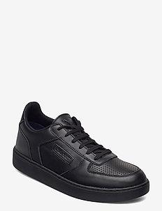 McMahon - baskets basses - black/black sole