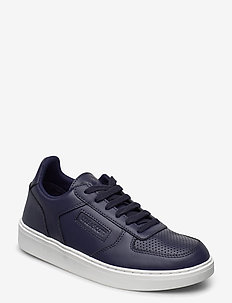 McMahon - baskets basses - dark navy