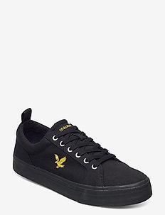 Aurea - baskets basses - black/black sole