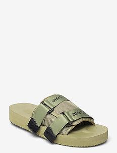 Simpson - sandalen - grey green