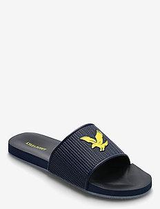 Easy slide - curseurs de piscine - dark navy