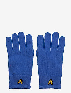 Racked rib gloves - DUKE BLUE