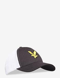 Trucker Cap - czapki - true black