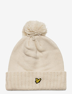 Bobble Beanie - czapka - vanilla ice