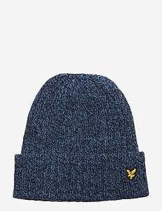 Mouline Beanie - DARK NAVY/LAPIS BLUE