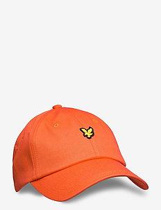Baseball Cap - kasketter - burnt orange