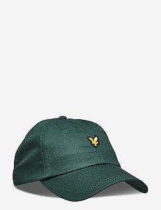 Baseball Cap - JADE GREEN
