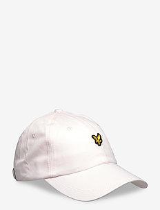 Baseball Cap - czapki - pastel pink