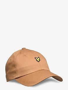 Baseball Cap - casquettes - tawny brown