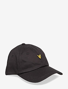 Baseball Cap - TRUE BLACK
