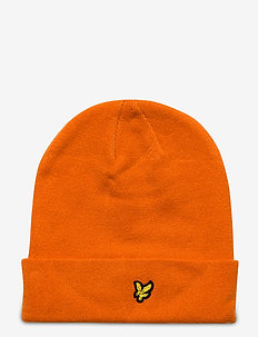 Beanie - mutsen - risk orange