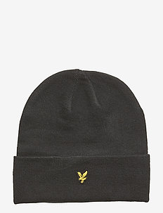 Beanie - luer - true black