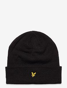 Beanie - bonnet - true black