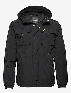 Pocket Jacket - donsjassen - jet black