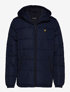 Wadded Jacket - donsjassen - dark navy