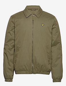 Wadded Harrington - OLIVE
