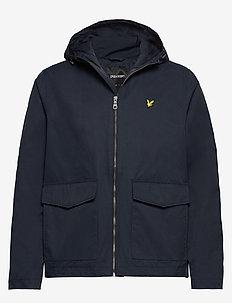 Double Pocket Jacket - windjassen - dark navy