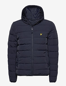 Lightweight Puffer Jacket - donsjassen - dark navy