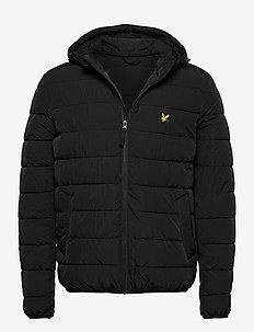 Lightweight Puffer Jacket - gefütterte jacken - jet black